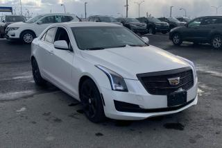 Used 2015 Cadillac ATS 4 LUXURY TOIT ROUES NOIRES for sale in St-Hubert, QC