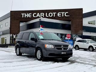 Used 2015 Dodge Grand Caravan SE/SXT DVD, PWR SLIDING DOORS ETC!!!!!! for sale in Sudbury, ON