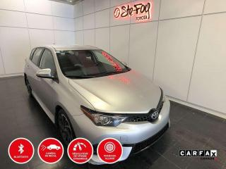 Used 2017 Toyota Corolla iM - SIÈGES CHAUFFANTS for sale in Québec, QC
