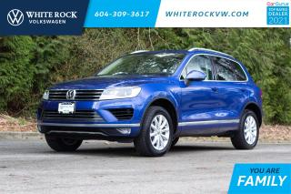 Used 2016 Volkswagen Touareg 3.6L Sportline *LEATHER* *NAVIGATION* *KEYLESS ENTRY* *BI XENON HEADLIGHTS WTIH AFS* for sale in Surrey, BC