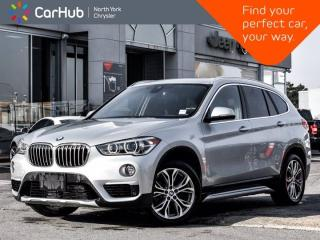 Used 2019 BMW X1 xDrive28i Panoramic Roof Navigation Heated Seats for sale in Thornhill, ON