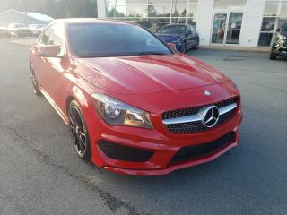 Used 2016 Mercedes-Benz CLA-Class AWD. Trade in. Mint cond. Lease or finance! for sale in Hebbville, NS