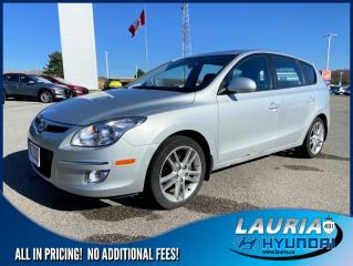 Used 2010 Hyundai Elantra Touring GLS Sport - LOW KMS for sale in Port Hope, ON