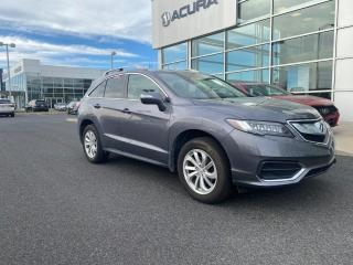 Used 2017 Acura RDX TECH * Certifié 7ans / 160000km * for sale in Ste-Julie, QC