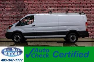 Used 2017 Ford Transit 350 Low Roof Cargo Van BCam for sale in Red Deer, AB
