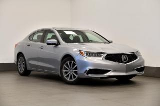 Used 2018 Acura TLX TECH + CUIR + TOIT + GPS + BLUETOOTH for sale in Ste-Julie, QC