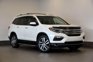 Used 2016 Honda Pilot TOURING DVD + CUIR  * Garantie 7ans/200000km * for sale in Ste-Julie, QC
