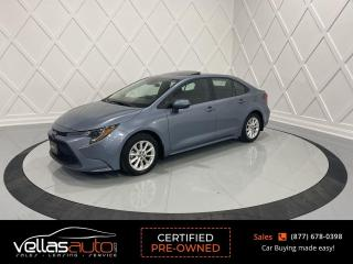 Used 2020 Toyota Corolla LE UPGRADE| SUNROOF| HEATED SEATS| R/CAMERA for sale in Vaughan, ON