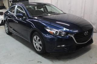 Used 2017 Mazda MAZDA3 Berline 4 portes, boîte manuelle, GX for sale in St-Constant, QC
