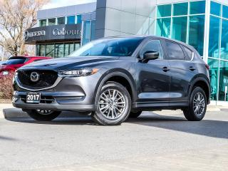 Used 2017 Mazda CX-5 GS for sale in Cobourg, ON