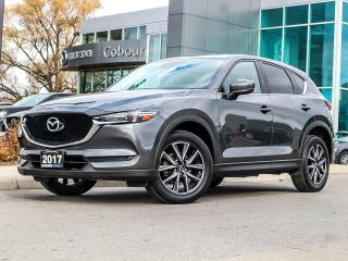 Used 2017 Mazda CX-5 GT Grand Touring for sale in Cobourg, ON