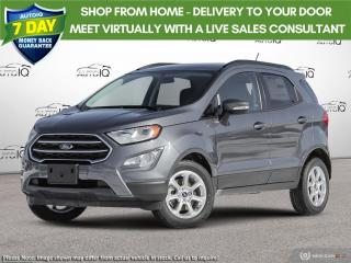 New 2020 Ford EcoSport SE | 4WD | 2.0L I4 ENGINE | CONVENIENCE PACKAGE for sale in Kitchener, ON