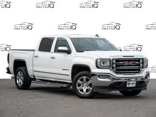 Used 2018 GMC Sierra 1500 SLT Leather, Navi ++ One Owner Local Trade for sale in Welland, ON