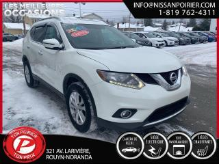 Used 2016 Nissan Rogue SV TOIT for sale in Rouyn-Noranda, QC
