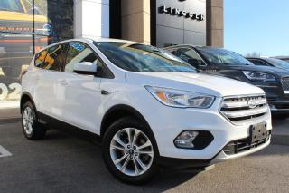 Used 2017 Ford Escape SE ONE OWNER NO ACCIDENTS CERTIFIED for sale in Hamilton, ON