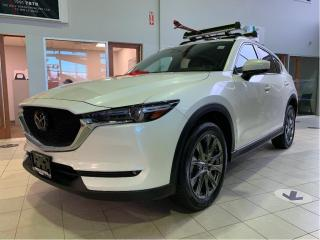 New 2019 Mazda CX-5 Signature w/Diesel Signature Diesel Auto AWD for sale in York, ON