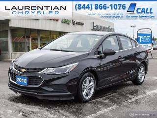 Used 2018 Chevrolet Cruze LT!!  HEATED SEATS!!  BOSE SOUND!! for sale in Sudbury, ON