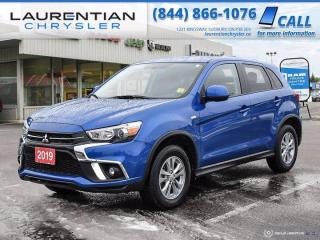 Used 2019 Mitsubishi RVR SE!!  HEATED SEATS!!  AWD!! for sale in Sudbury, ON