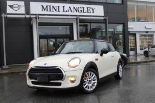 Used 2016 MINI Hardtop 3 Door for sale in Langley, BC
