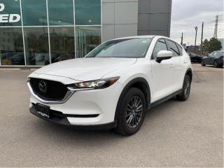 Used 2020 Mazda CX-5 GS FWD at for sale in York, ON