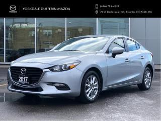 Used 2017 Mazda MAZDA3 GS at REAR CAM / BLUETOOTH! for sale in York, ON