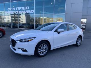 Used 2018 Mazda MAZDA3 GS at REAR CAM / BLUETOOTH! for sale in York, ON