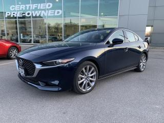 Used 2019 Mazda MAZDA3 GT at AWD LEATHER / SUNROOF! for sale in York, ON