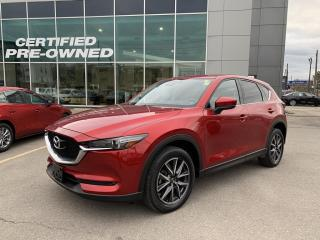 Used 2018 Mazda CX-5 GT AWD at LOW KMS / LEATHER / SUNROOF! for sale in York, ON
