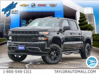 New 2021 Chevrolet Silverado 1500 Custom for sale in Kingston, ON