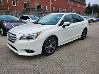 Used 2015 Subaru Legacy 2.5i w/Limited Pkg for sale in Scarborough, ON