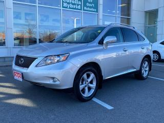 Used 2012 Lexus RX 350 LEATHER+SUNROOF+SUPER CLEAN! for sale in Cobourg, ON