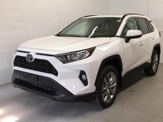 New 2021 Toyota RAV4 XLE+PREMIUM PACKAGE+19 INCH ALLOY WHEELS!! for sale in Cobourg, ON