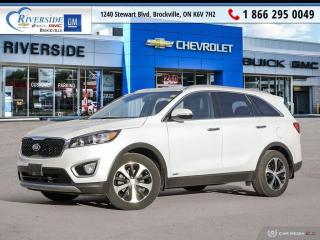 Used 2017 Kia Sorento 2.0L EX for sale in Brockville, ON