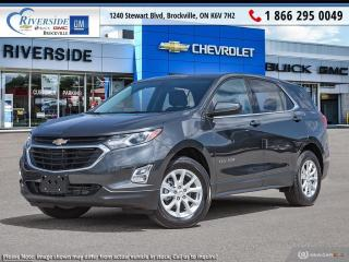 New 2021 Chevrolet Equinox LT for sale in Brockville, ON