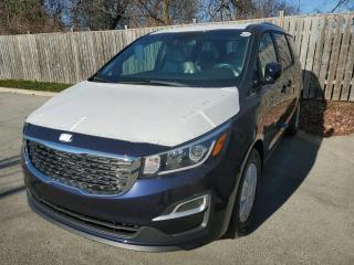 New 2021 Kia Sedona LX for sale in Hamilton, ON