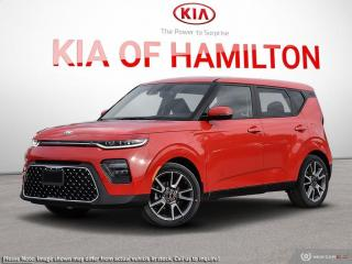 New 2021 Kia Soul EX PREMIUM for sale in Hamilton, ON