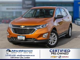 Used 2018 Chevrolet Equinox LS for sale in London, ON
