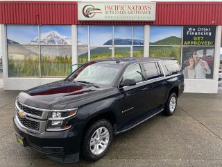 Used 2019 Chevrolet Suburban LS + Leather for sale in Campbell River, BC