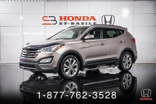 Used 2014 Hyundai Santa Fe Sport SE + 2.0T + AWD + CUIR + TOIT + MAGS + W for sale in St-Basile-le-Grand, QC