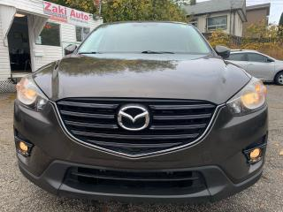 Used 2016 Mazda CX-5 Leather Seats /Navigation /Backup Camera for sale in Toronto, ON