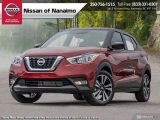 New 2020 Nissan Kicks SV for sale in Nanaimo, BC