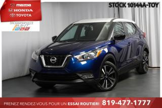 Used 2018 Nissan Kicks SV  ** CARPLAY + ANDROID AUTO ** for sale in Drummondville, QC