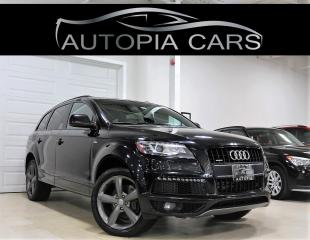 Used 2014 Audi Q7 quattro 4dr 3.0L TDI Progressiv for sale in North York, ON