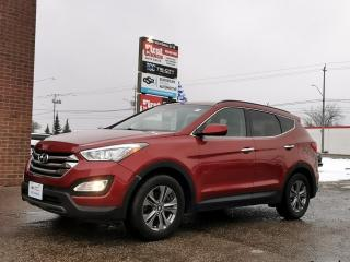 Used 2016 Hyundai Santa Fe Sport AWD 4DR 2.0T PREMIUM for sale in Kitchener, ON