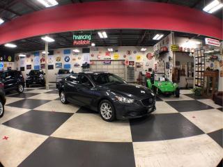 Used 2015 Mazda MAZDA6 2.5L AUTO A/C H/SEATS CRUISE CONTROL for sale in North York, ON