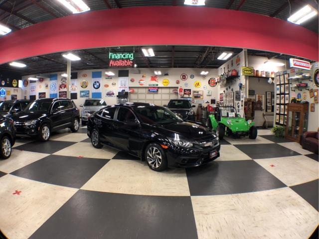 2017 Honda Civic Sedan EX AUT0 A/C SUNROOF H/SEAT BACKUP CAMERA 104K