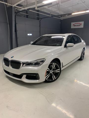 2016 BMW 7 Series 750I XDRIVE M PKG