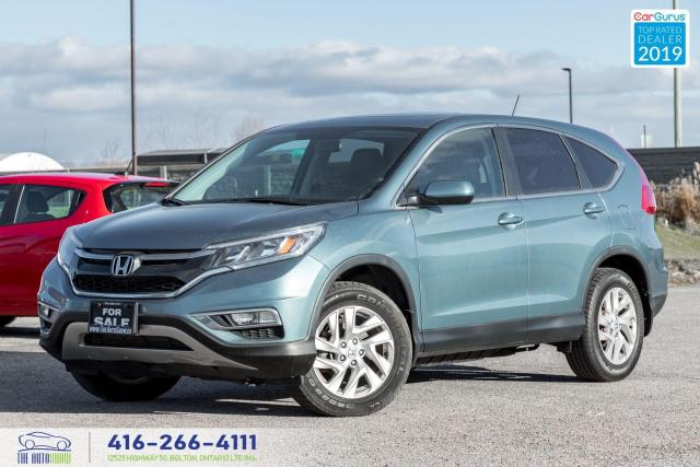 2016 Honda CR-V EX|AWD|Clean Carfax|Low kms|