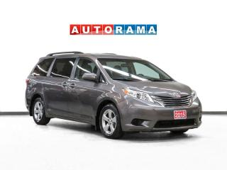 Used 2015 Toyota Sienna LE Backup Camera Power Sliding Door for sale in Toronto, ON