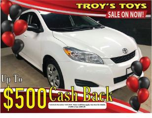 Used 2013 Toyota Matrix BASE for sale in Guelph, ON